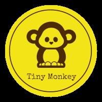 Logo Tiny Monkey